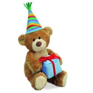 Gund Happy Birthday Wishes Bear Musical Toy Toys & Games