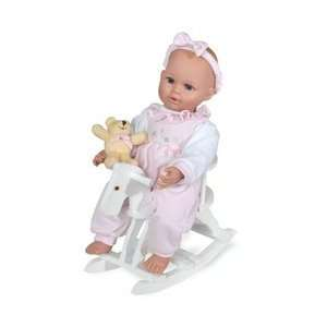 Baby Emma with Rocking Horse Toys & Games