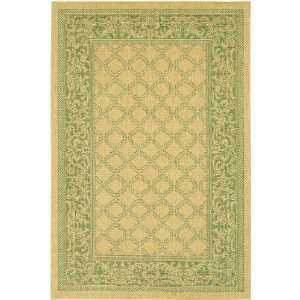 Couristan   Recife   Garden Lattice Area Rug   76 Round