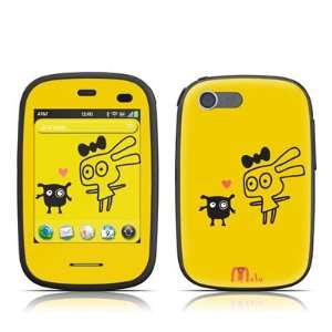 Love Design Protective Skin Decal Sticker for HP Veer 4G Cell Phone