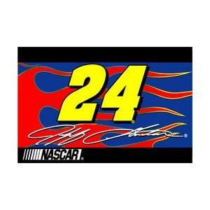 Jeff Gordon Nascar Team Tufted Rug by Northwest (20x30