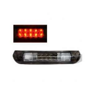 02 05 Dodge Ram LED 3Rd Brake Lights   Smoke Automotive