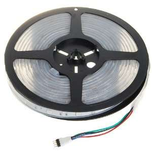 SMD LED Multicolored Light Strip (5 meter/dc 12v)