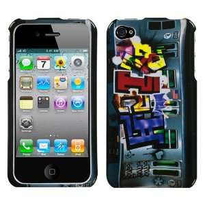 Money Talks Phone Protector Cover for Apple iPhone 4S/4