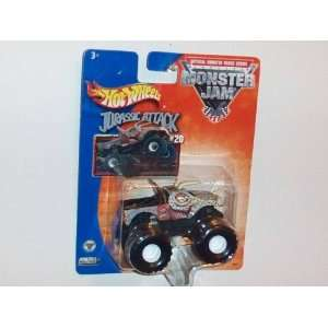 2004 Hot Wheels Monster Jam Metal Collection 164 Scale Truck