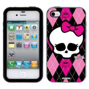 Monster High   Skull design on AT&T, Verizon, and Sprint iPhone 4 / 4S
