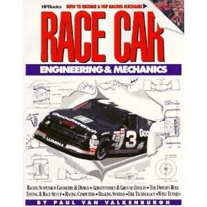Car Engineering & Mechanics [Paperback] Paul Van Valkenburg Books