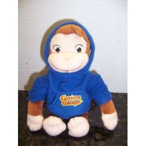 Curious George OFFICIAL MOVIE Plush (2006) Toys & Games