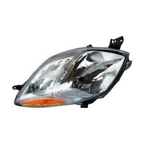 20 6853 01 Toyota Yaris Passenger Side Headlight Assembly Automotive