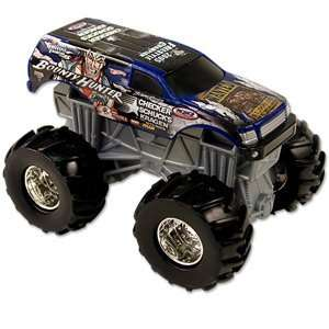Jam BOUNTY HUNTER Rev Tredz Official Monster Truck Series 143 Scale