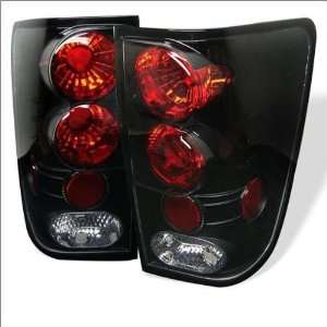 Spyder Euro / Altezza Tail Lights 04 09 Nissan Titan Automotive