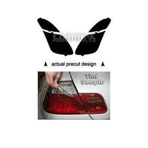 (02 10) Tail Light Vinyl Film Covers ( TINT ) by Lamin x Automotive