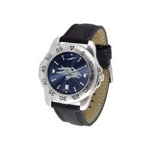 Nevada Wolf Pack Sport AnoChrome Mens Watch with Leather