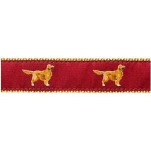 Golden Retriever Snap Collar   Medium