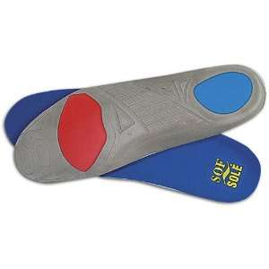SOF Athletes Plus Insole ( Mens Size 11 12.5 )  Sports