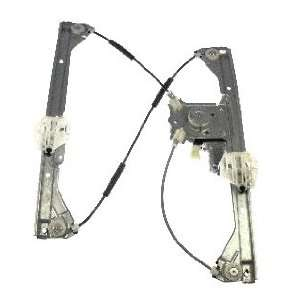 Buick LaCrosse Front Passenger Side Power Window Regulator with Motor