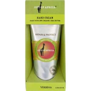 Out of Africa Shea Butter Hand Cream   Verbena Beauty