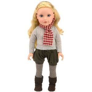 Journey Girls 18 Inch Soft bodied Doll   Meredith  Toys & Games