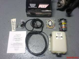 Water/Methanol Injection Kit with 1 Gallon Tank complete kit Part#30