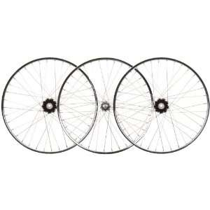 Wheel Master Front And Rear Bicycle Wheel Set 24 x 1.75