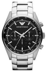 Emporio Armani Round Stainless Steel Bracelet Watch $345.00