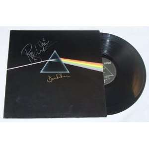 David Gilmour Roger Waters Pink Floyd Dark Side of the Moon Hand