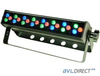 NEW CHAUVET COLORDASH BATTEN LED WASH DMX RGB DJ LIGHT